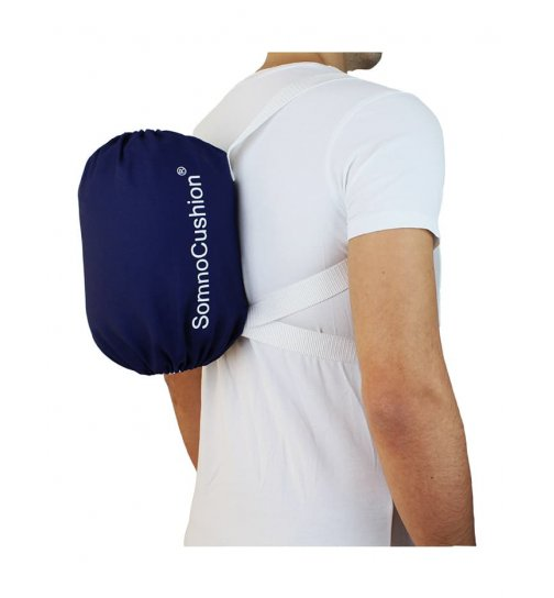 SomnoCushion Standard Anti Snoring Backpack