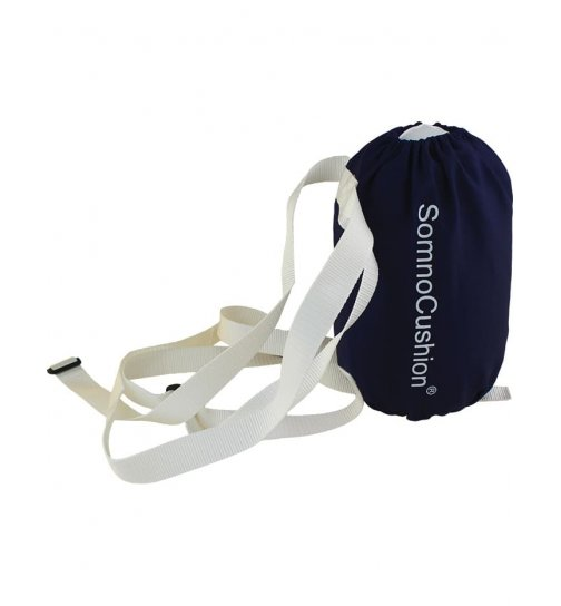 SomnoCushion Standard Anti Snoring Backpack to prevent supine position at night